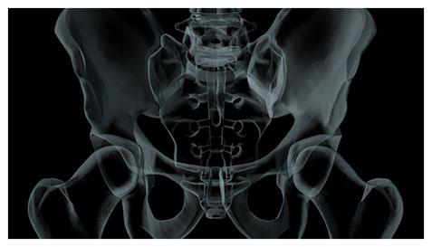 Röntgen- und MRT-Diagnostik